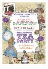 Mad Hatter's Tea Party - Wednesday, 29th May 2019, 3pm-4:30pm