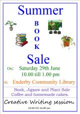 Summer Book Sale - Enderby Community Library