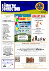 Enderby Connection Newsletter No.16 August 2019