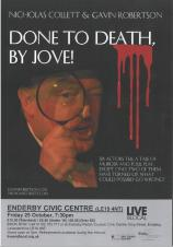 Done to Death, by Jove