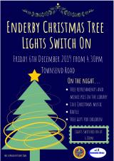 Enderby Christmas Tree Lights Switch-on - 6th December, 4:30pm-6:00pm