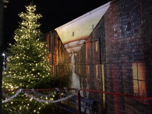 Enderby Christmas Tree Lights Switch-on 2019