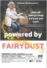 POWERED BY FAIRYDUST, Fishhouse Theatre